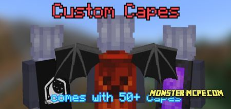 Custom Cape Resource Pack