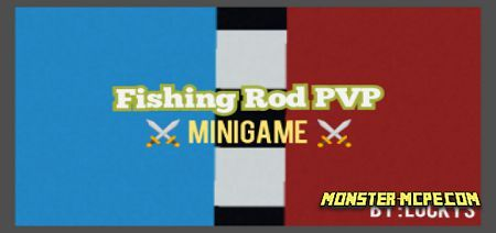 Fishing Rod PVP Map