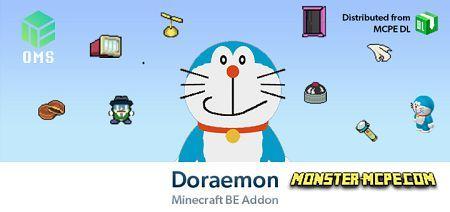 The Doraemon Add-on 1.16+