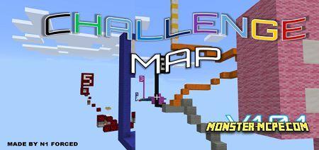 Challenge Race Map