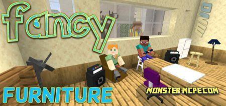 Fancy Furniture Add-on 1.16+
