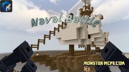 Naval Battle Map