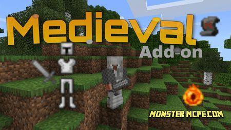 Medieval Add-on 1.16+