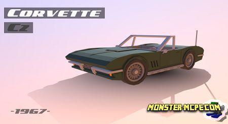 67′ Corvette C2 Add-on 1.16+