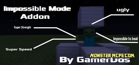 Impossible Mode Add-on 1.16+