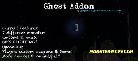 Ghost Add-on
