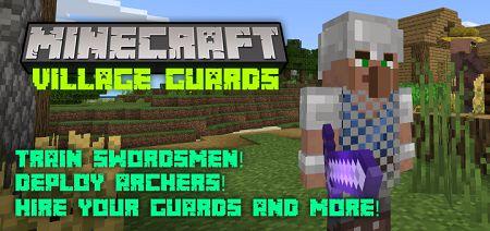 Village Guards Add-on 1.16+