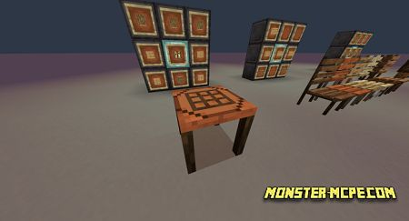 Furniture Crafting Table