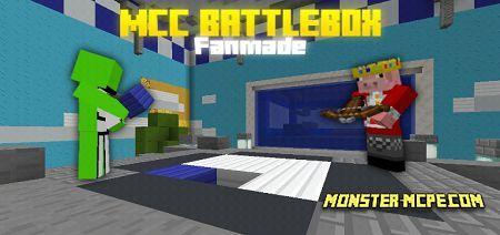 Battle Box (Fan Made) Map