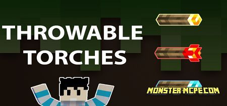 Throwable Torches Add-on