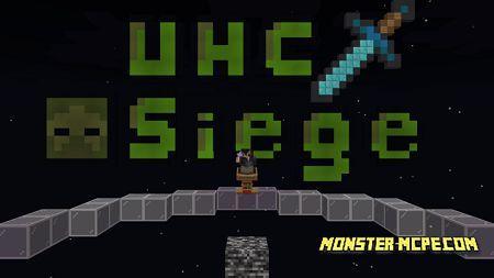 UHC-ZombieSiege Map