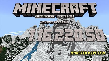 Minecraft PE 1.16.220.50 for Android