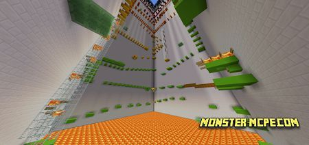 Tower Of Death EXTREME Parkour Map
