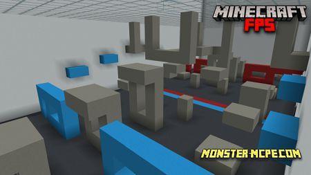 Minecraft FPS Map (6)
