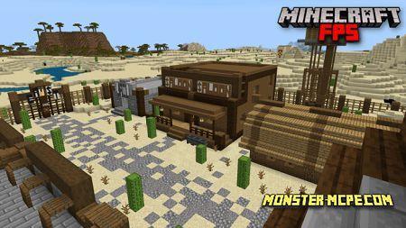 Minecraft FPS Map (5)