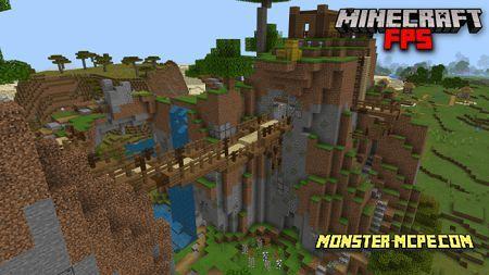 Minecraft FPS Map (3)