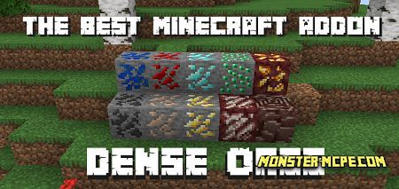 Dense Ores Add-on 1.16+