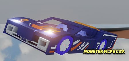 "Hot Wheels Acceleracers ""Reverb"" Add-on"