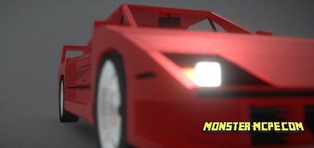 Ferrari F40 Add-on 1.16+