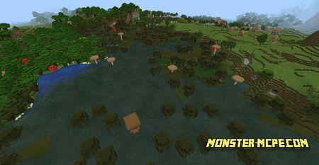 Village & Swamp Hut (1)