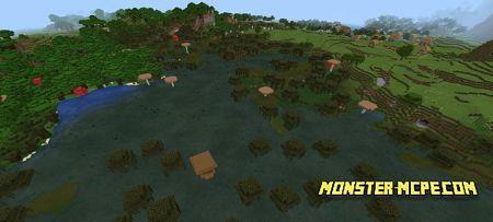 Village & Swamp Hut Seed