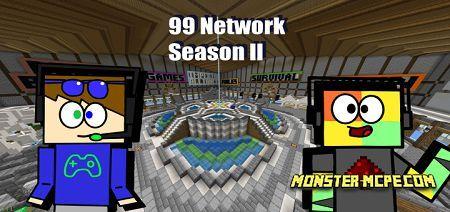99 Network: Season II World Map