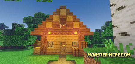 Wandering Trader House (1)