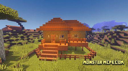 Wandering Trader House (3)
