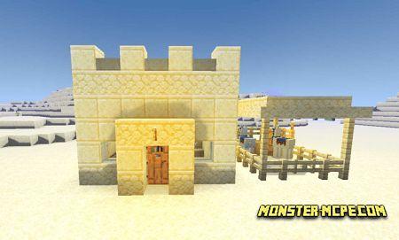 Wandering Trader House (4)