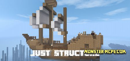 Just Structure Add-on 1.16+