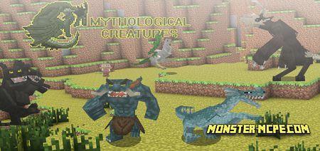 Mythological Creatures Add-on
