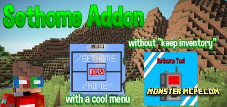 Sethome Add-on