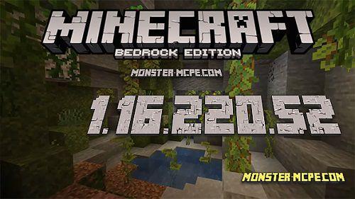 Minecraft PE 1.16.220.52