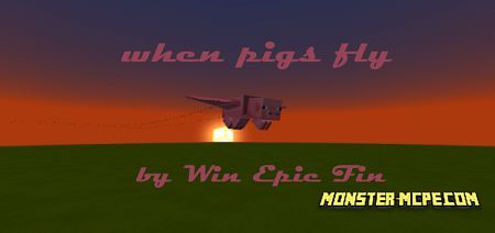 When Pigs Fly Texture Pack
