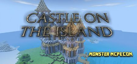 Castle on the Island Map
