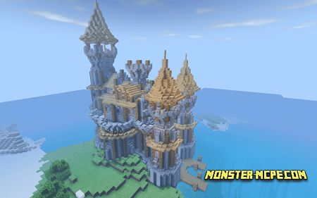 Castle on the Island (1)