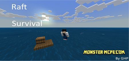 GHP's Custom Raft Survival Map