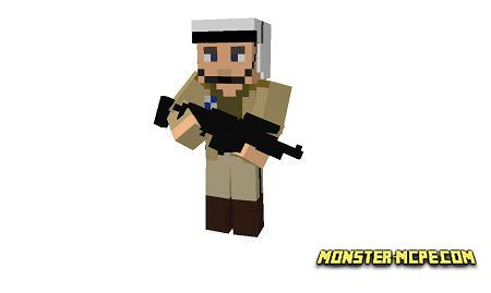 Rebell Trooper Commander