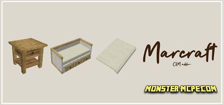 Marcraft BE Add-on 1.16+