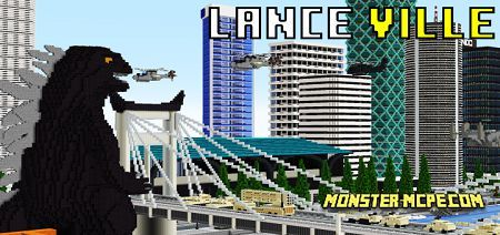 Lance Ville Map