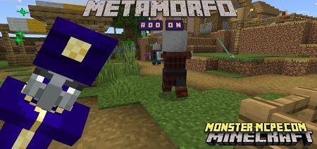 Metamorfo Add-on 1.16+