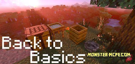 Back to Basics Add-on 1.16+