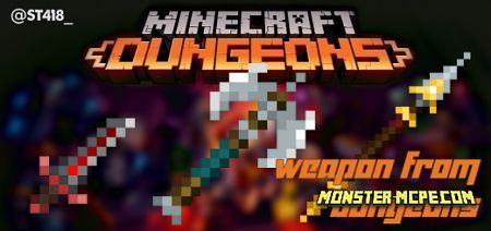 Weapons From Dungeons Add-on