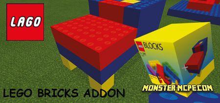 Lego Bricks Add-on 1.16+