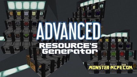 Advanced Resources Generator Add-on