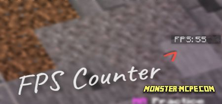 FPS Counter Texture Pack