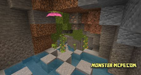 Caves and Cliffs (v2) Add-on 1.16+