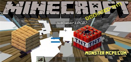 Disguised TNT Add-on 1.16+