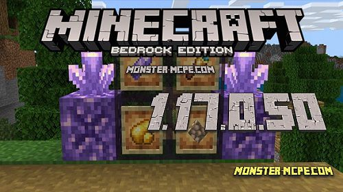 Minecraft PE 1.17.0.50 for Android