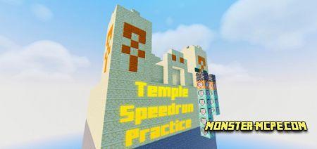 Temple Speedrunning Practice Map
